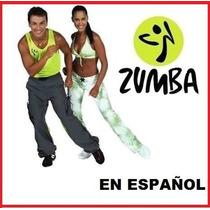 Zumba Audio En Español Bailoterapia En Casa 3 Dvd