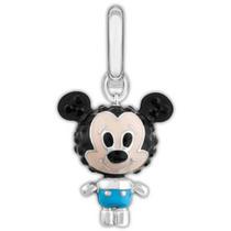 Dije De Cristales Marca Swarovski Original Mickey Mouse 3d