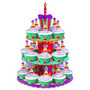 Torre Ponquesera, Porta Ponques, Cupcakes, Capacillos,wilton