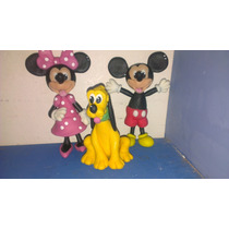 Pluto Mickey Mouse Masa Flexible