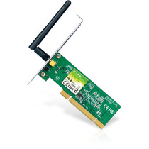 Tarjeta Pci Inalámbrica N 150mbps Tp-link Tl-wn751nd Wifi