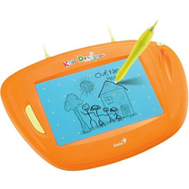 Tabla Digitalizadora Genius Kids Designer Para Niñ@s