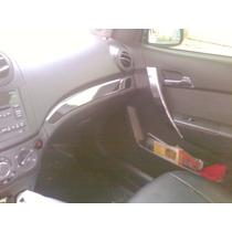 Kit Cromado Interior Chevrolet Aveo Lt Emotion 2007 - 20012