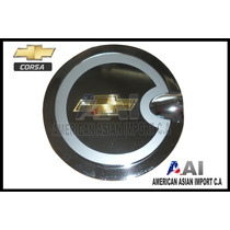 Tapa Gasolina Cromada - Chevrolet Corsa