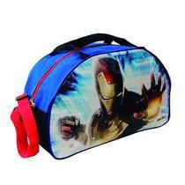 Bolso Multiuso Para Niños De Iron Man ( Deportes Viajes Gym)