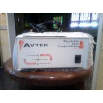 Regulador De Computador Avtek. 3 Amps 117 Vac