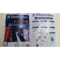 Bolsas Descartables Aspiradora Electrolux Ingenio,trio,one