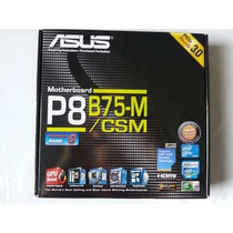 Tarjeta Madre Asus P8b75-m/csm