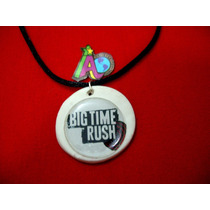 Collares Big Time Rush Epoxis Artistas Online