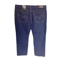 Blue Jeans Para Gorditos Tallas Plus 42 A La 48