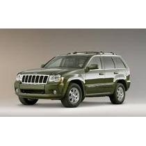 Guardafango Delantero Izquierdo Jeep Grand Cherokee 06-10
