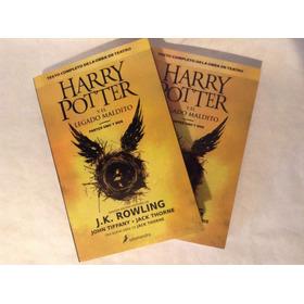 Harry Potter Y El Legado Maldito Jk Rowling Libro Fisico