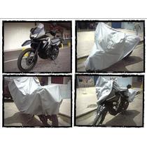 Cobertor Para Motos, Forro Impermeable, Dupont Superior