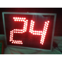 Reloj De 24 Segundos Para Basquetbol