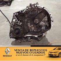 Caja Sincronica Renault Clio Symbol Megane Kangoo 16v
