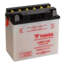 Bateria Yuasa 12n7-4a Arsen 2 Owen Rkv Speed Gn Envio Gratis