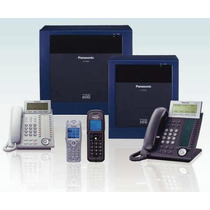 Central Telefonica Panasonic Kx-tda100 Digital Ip