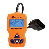 Scanner Automotriz Actron Cp9575 Obd2 Can Español Motor