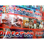 One Direction Papel Contact Un Solo Diseño Artistas Online