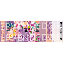 Imagen De Invitacion Pequeño Pony - Epvendedor