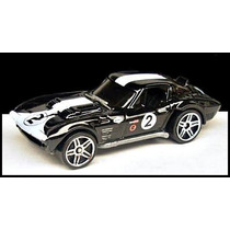 Para Coleccionista Hot Wheels 2008 Corvette Grand Sport