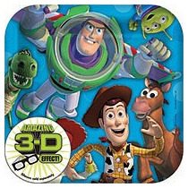 Combo Toy Story Decoracion Manteleria Cumpleaños Infantil