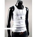 Camisetas Franelillas O Guarda Camisas Blancas 100% Algodon