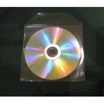 50 Sobres De Vinil - Ideal Para Estuche De Cd/dvd Impresos