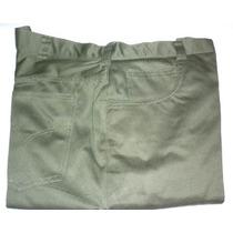Pantalones Casuales De Dril Súper Económicos