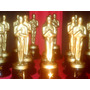 Estatuillas Premios Oscar Hollywood Brillantes