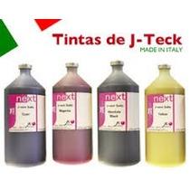 Tinta De Sublimacion Marca J-teck (italiana)