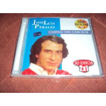 Jose Luis Perales 30 Grandes Exitos Doble Cd Nuevo-original