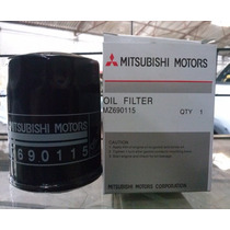 Mz690115 Filtro Aceite Original Mitsubishi Lancer Signo Mf