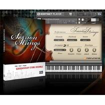 Native Instruments Session Strings Libreria Para Kontakt