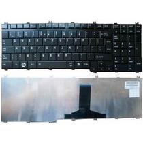 Teclado Toshiba Satellite C650 C655 L650 L655 L670 L675 L755