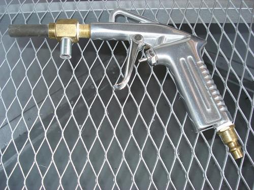 Pistola para cabinas sandblasting arenado chorro arena bs - Pistola chorro arena ...