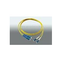 Patch Cord Duplex Fibra Optica Monomodo Lc - Sc 3mts