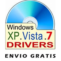 Hp Dv2000 Drivers Windows Xp O 7 - Envio Gratis