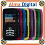 Forro Silicon Blackberry Pearl 9100 9105 3g Estuche Goma Bb