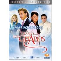 Telenovela Al Diablo Con Los Guapos 100% Original Dvd Sellad