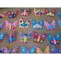 Masa Flexile- Mariposas Para Tortas (precio Docena)