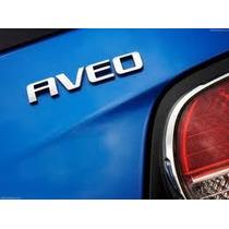 Emblema Aveo Para Chevrolet Nuevo!!!