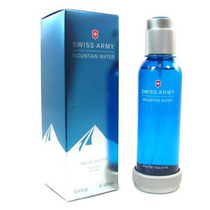 Swiss Army Mountain Water 100ml De Caballero