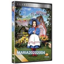 Telenovela Clásica Mexicana Mundo De Juguete Original Dvd