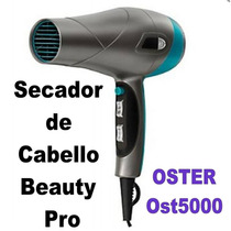 Secador Profesional Cabello Liso-ondulado Oster5000 Tecn Ion