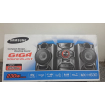 Equipo De Sonido Samsung Mxh630 230w Nuevo Apple Oro S4