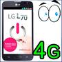 Lg Optimus L70 4g Android 4.4 5mp Wifi Gps 4gb Bbm Whatsapp
