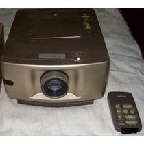 Proyector Sharp Xv-pn300 Lcd Control Remoto Y Transformador