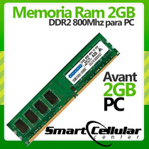 Memoria Ram Ddr2 2gb 800 Pc Titan Nueva 100% Original