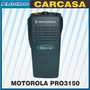 Kit Carcasa Motorola Pro3150 Con Perillas Ptt Y Marco